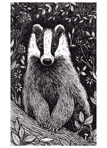 Ink Badger