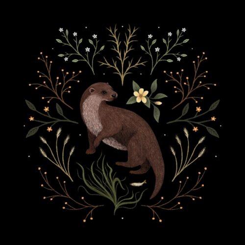 Botanical Otter
