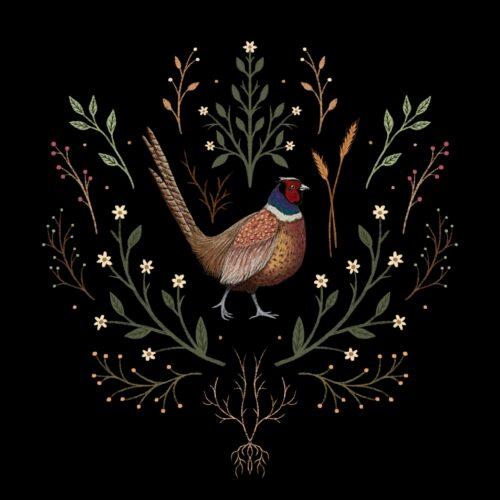 Botanical Pheasant