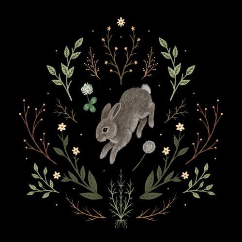 Botanical Rabbit